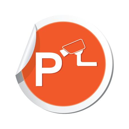 nadzór: Parking pod ikoną nadzoru
