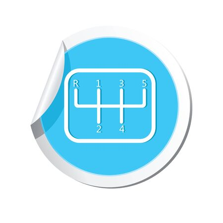 shift: Stick shift icon