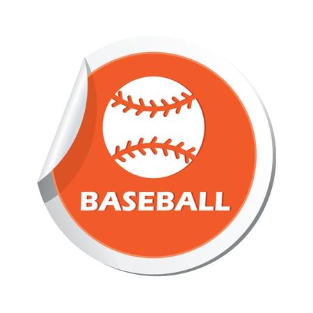 backhand: Baseball icon.