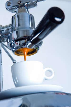caffee: espresso machine