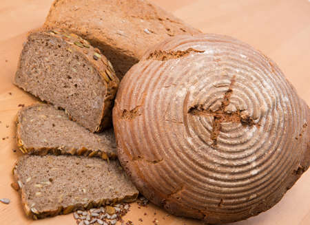 commensurate: German breads