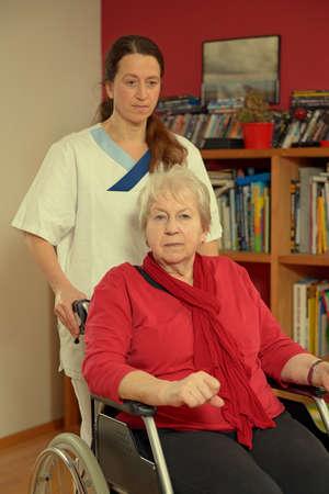 domestic nursing photo