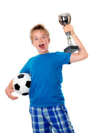 jubilation: jubilation boy with ball and cup