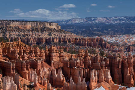 Bryce Canyon Mountains Stock Photo - 9424986
