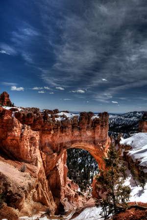 Bryce Canyon Arch photo
