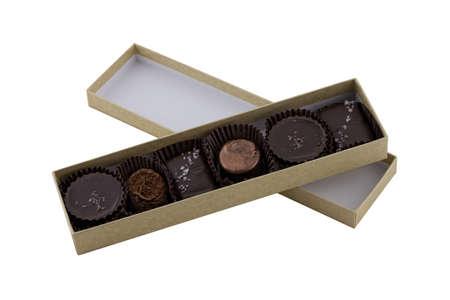 Box of chocolates Stock Photo - 12782509