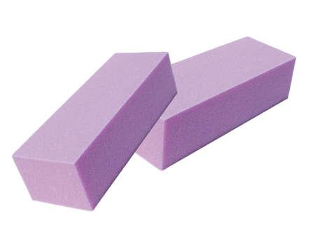 Pink Nail Buffing Blocks Stock Photo - 1379754