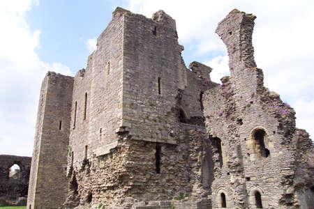 Castle Ruin Stok Fotoğraf