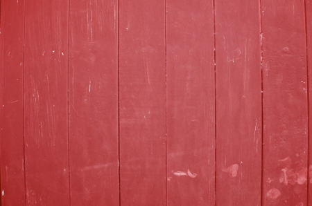 Red wood wall background  photo
