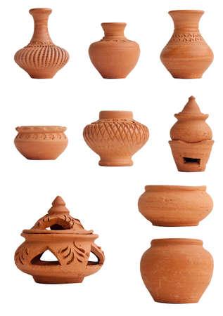 crock: Pottery Stock Photo
