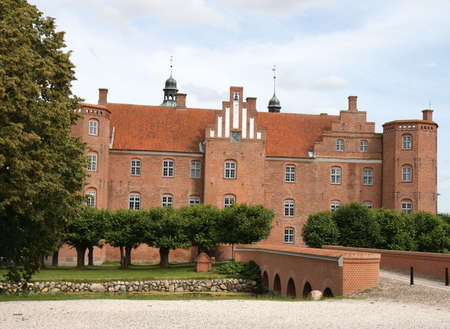herrenhaus: Von Gammel Estrup, The Manor House Museum J�tland, D�nemark