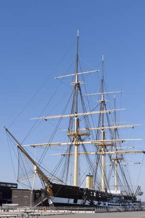 frigate: The old frigate  Editorial