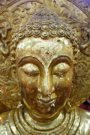 Buddha ,gold photo