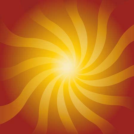 Line background of brown swirl glow element . Vector illustration.