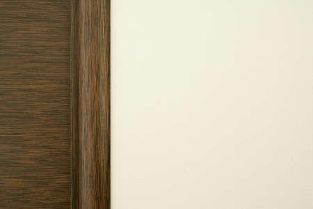 skirting: Fragment finishing office walls, doors and door moldings