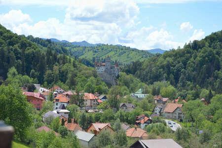 southern european: Bran Castle Valley
