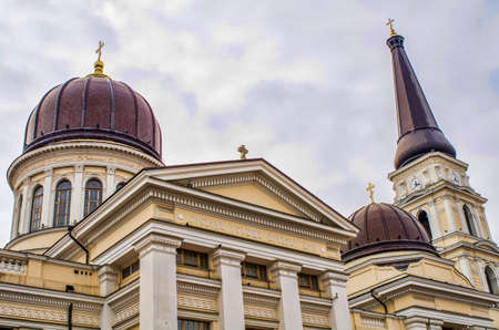 The Transfiguration Cathedral in Odessa is the Orthodox Cathedral in Odessa, Ukraine, dedicated to the Saviours Transfiguration and belongs to the Ukrainian Orthodox Church. The first and foremost church in the city of Odessa, the cathedral was founded i Editorial