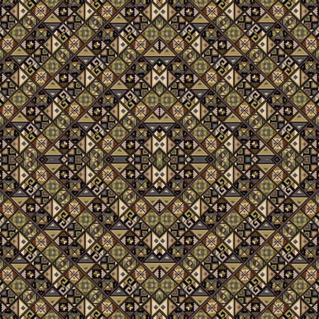 American culture pattern. Vector illustration Stock Vector - 10779016