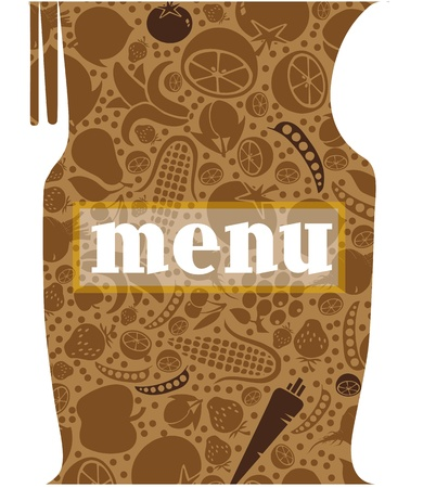 Restaurant menu. Vector illustration Vector