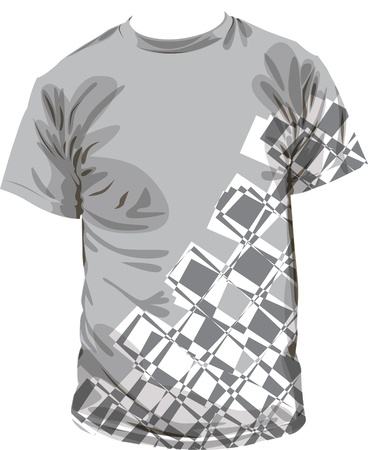 tee illustration Vector