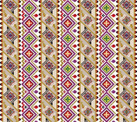 sudamerican: American culture background. Vector illustration