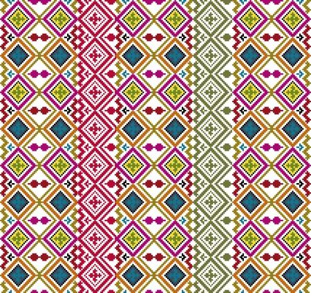 llama: American culture background. Vector illustration
