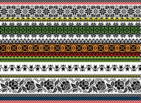 Ancient pattern. Vector illustration Stock Vector - 10892575