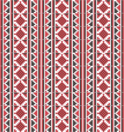 Ancient pattern. Vector illustration Vector