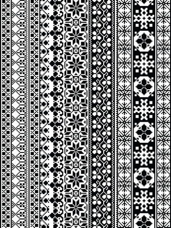 Ancient pattern. Vector illustration Stock Vector - 10892664