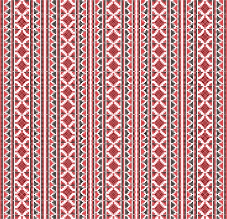 peruvian culture: Ancient pattern. Vector illustration