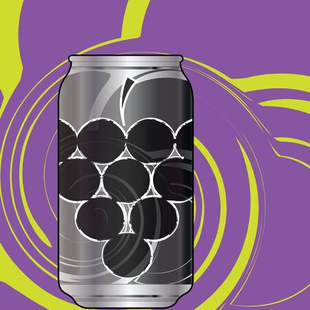 aluminum: Aluminum packaging for beverages with cool design
