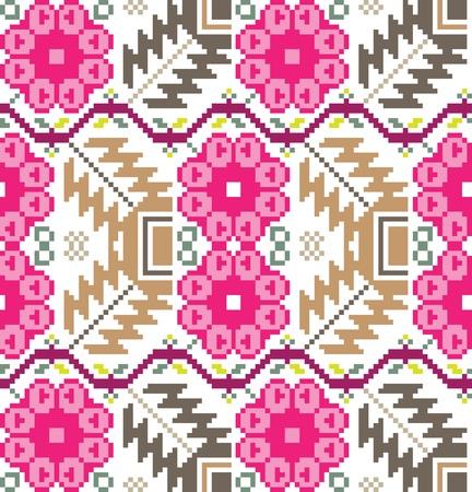 textura lana: Estadounidense de fondo la cultura. Ilustraci�n vectorial