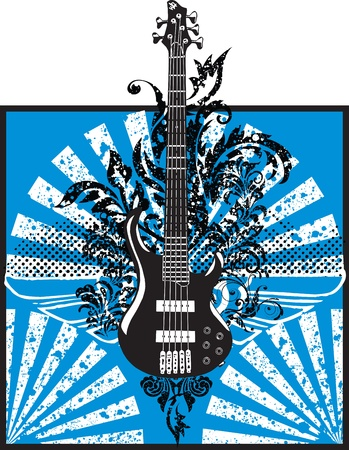 Conception de guitare électrique