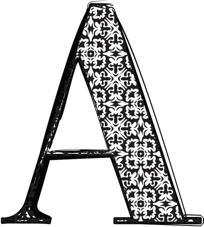 antique fashion: Fashion font