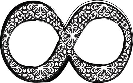 infinite: Fashion font