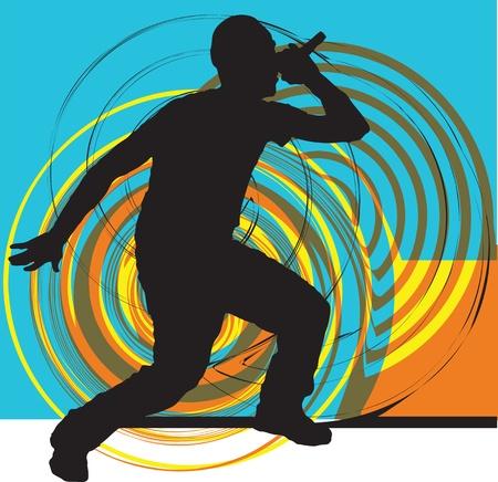 voices: Artistas de hip hop Vectores