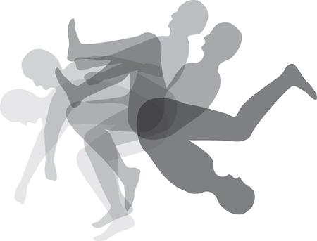 move: Man jumping
