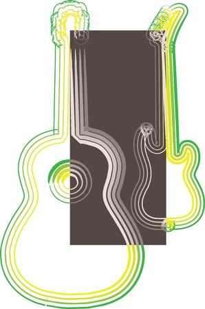 music instrument vector illustration Vector