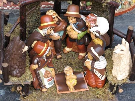 Ancient ceramic sculptures Stock Photo - 11172112
