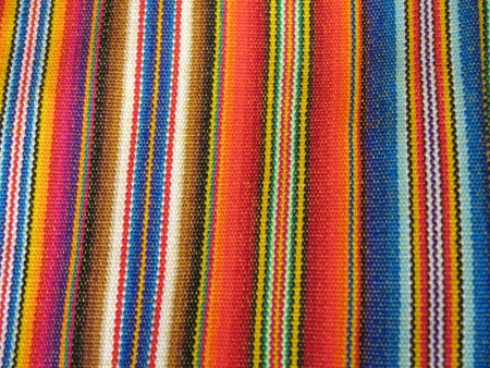 Amérique du Sud Indien tissus
