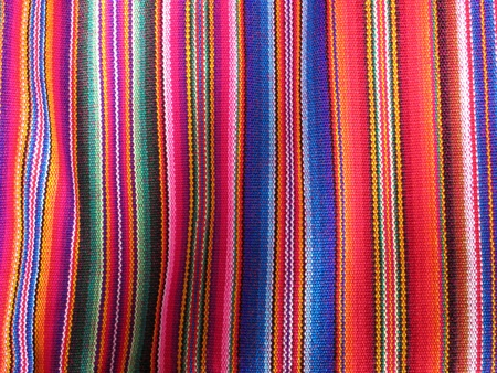 fleece fabric: South America Indian woven fabrics