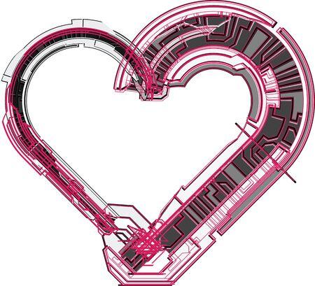 Heart Stock Vector - 15778797