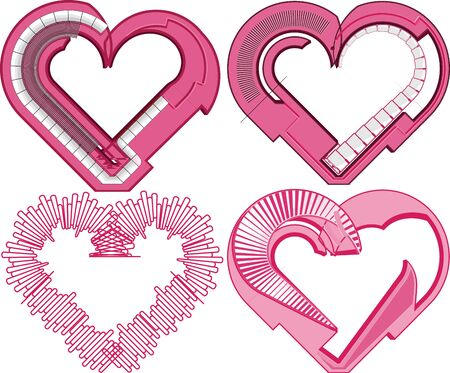 Heart Stock Vector - 15778803