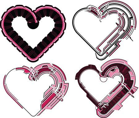 Heart Stock Vector - 15778796