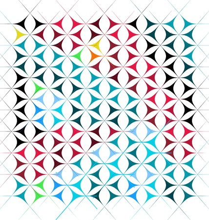 motif pattern: Abstract colorful background