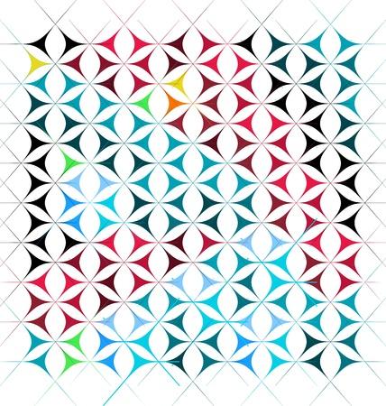 distort: Fondo colorido abstracto
