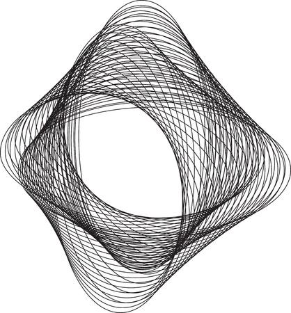 spiral: Abstracte Achtergrond