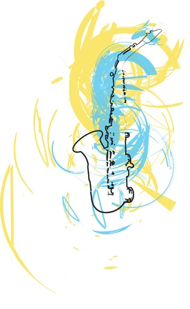 Music Instrument. Vector illustration Vector