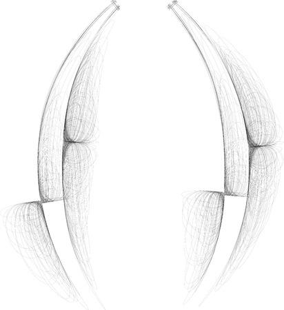 Hand drawn symbol Stock Vector - 23350907