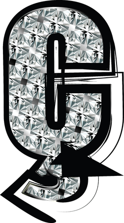 Diamond Font �%u200E Symbol Vector